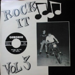 LP / VA ✦✦ ROCK IT #3 ✦✦ 50s/60s Rare Rock'n'Roll